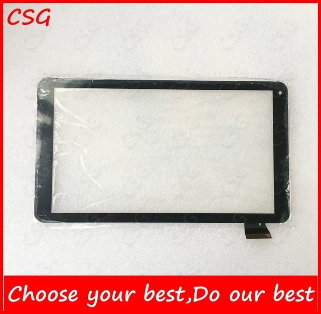 New replacement Capacitive touch screen digitizer panel sensor For 10.1'' inch Tablet VTCP101A56-FPC-2.0 Free Shipping
