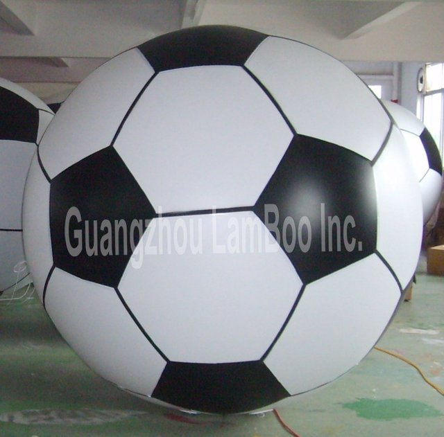 HOT/2m Inflatable Football Helium Balloon for  Events/FREE Shipping