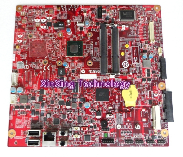 HOT! For MSI MS-A923 Motherboard MS-A9231 VER:2.0 System board Mainboard 100%tested&fully work
