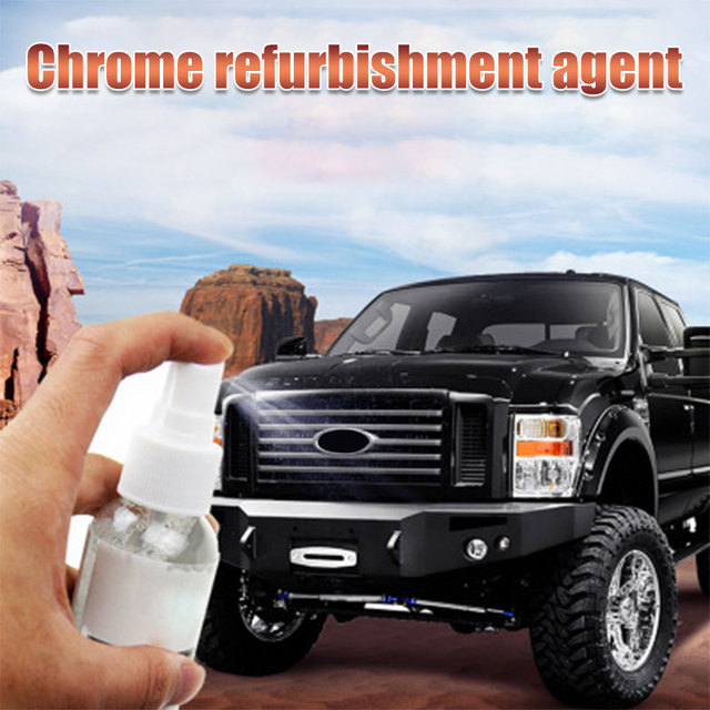Emulsion 100ml Metal Surface Car Decontamination Universal Auto Parts Car Brighter Surface Polishing Rust Remover Brighter