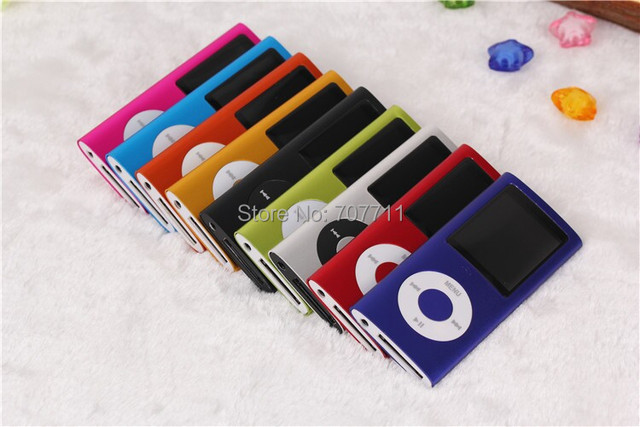 """40pcs  32GB 1.8"""" LCD MP3 MP4 PLAYER MP3 with FM Radio suport video 9 colors DHL Free Shipping 200pcs/lot"""
