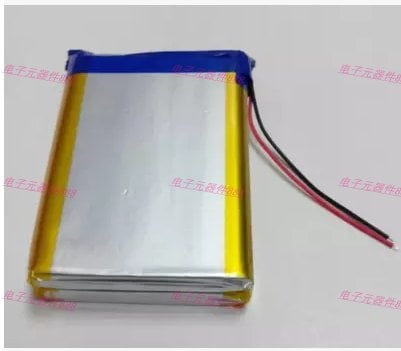 10000mAh large capacity 3.7V polymer lithium battery mobile power charging treasure core 126090 Rechargeable Li-ion Cell Recharg