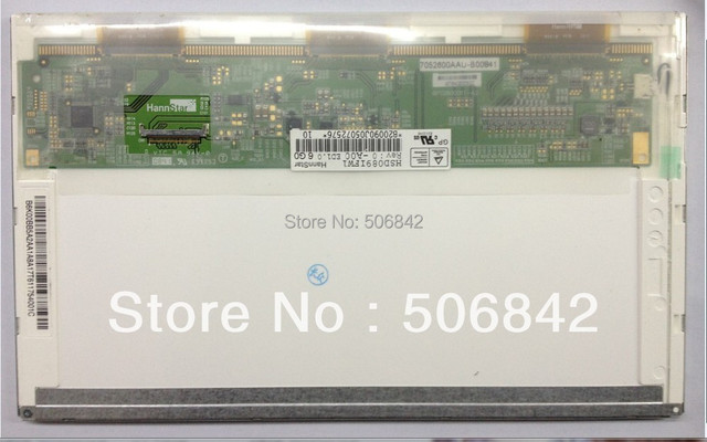 """8.9""""laptop LED screen     HSD089IFW1     HSD089IFW1-A00    New 1024*600"""