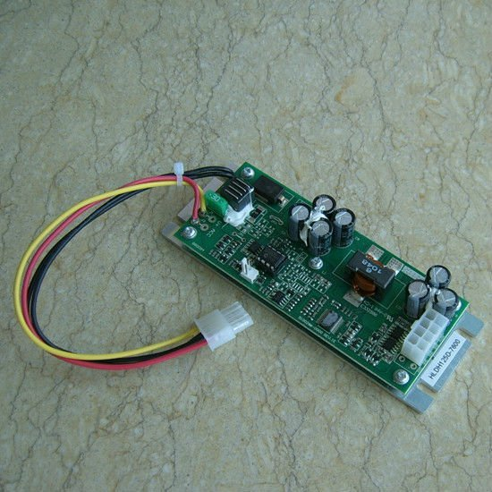 6.5-36VDC INPUT 144W Mini-itx Embeded Industrial Car Pc DC-DC POWER SUPPLY FOR DVR WITH UPS FUNCTION