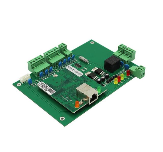Good Quality Wiegand One Door Access Control Board,Single Door Access Control Panel With TCP/IP + FreeSoftware