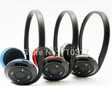 Sports Wireless Bluetooth headset stereo Earphone Headphone for Phone with free shipping