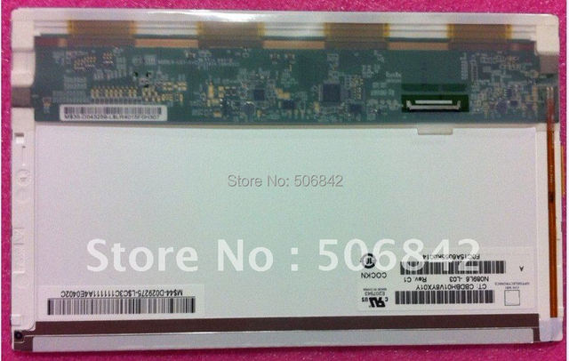 "8.9"" laptop LED screen   N089L6-L03   Brand new A+ 1024x600"