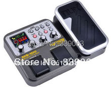 NUX MG-100 New product Modeling Guitar Processor,Multi-function Guitar Effect Pedal