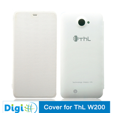 Original Flip Case/Cover for Thl W200, Thl W200s Free Shipping