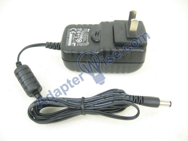 KTEC KSAS0241200150D5, 12V 1.5A 5.5x2.5mm Type A US Wall Plug AC Power Adapter Charger - 02103A