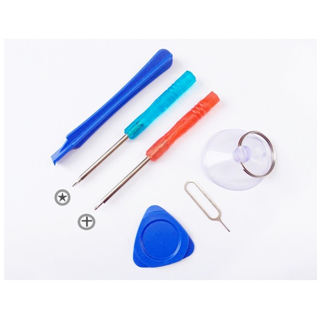 6 in 1 Opening Repair Tools Laptop Phone Screen Disassemble Tools Set Kit for IPhone Mobile Phone Xiaomi Tablet PC Small Toy Kit