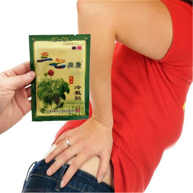 Cheapest Chinese herbal Patches, Self heating Notoginseng Essential Oil Patches for Body Neck Back Joint Pain Relax Plasters