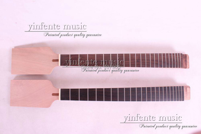 1  pcs high quality  electric guitar neck mahogany made and rosewood fingerboard