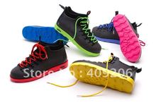 native shoes native Fitzsimmons Boots limited edition black yellow