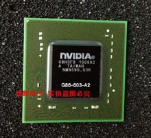 Graphics card chip g86-603-a2 belt r version type