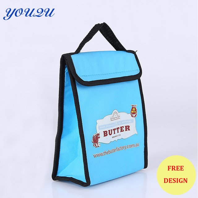 non woven insulate lunch bags for women, non wocen recycled lunch Bag, Convenient non woven lunch bag+ ESCROW accept