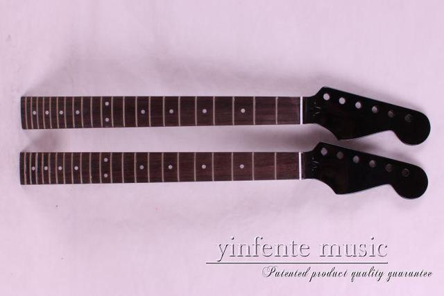 """1 pcs  25.5"""" New high quality Unfinished electric guitar neck NEW"""