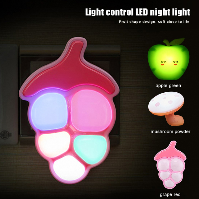 Creative Induction Light Light Sensor LED Automatic Angel Wireless Mighty Light Bathroom Indoor/Outdoor Wall Lamp Safety Lamp