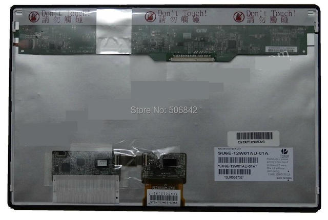 """12.1""""laptop LED screen  for HP TM2 special LCD touch screen  B121EW09 V.5     Brand new A+ 40pin (1280*800 )"""