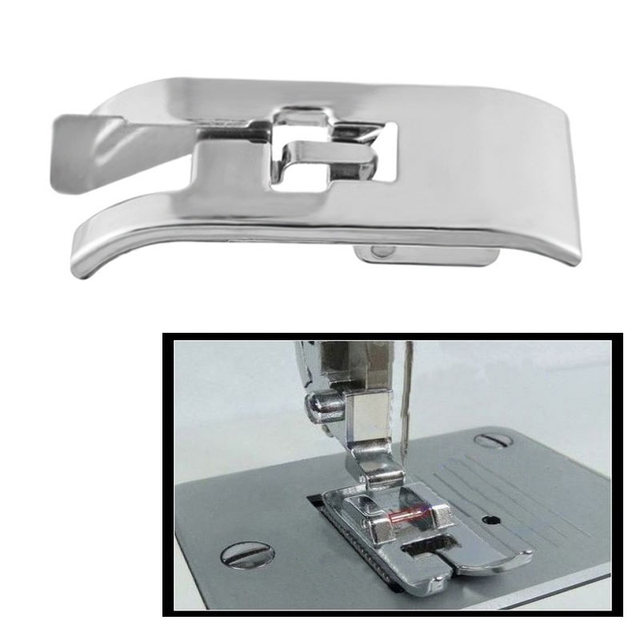 Household Sewing Machine Parts Presser Stitch Guide Changing Accessories Crochet Sewing Machine Accessories 2018 New