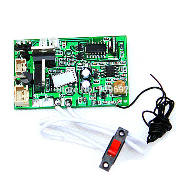 100% Original Double Horse DH 9104 Shuang Ma 9104-20 Receiver Board Shuangma RC Helicopter Circuit Board PCB Spare Parts DH9104