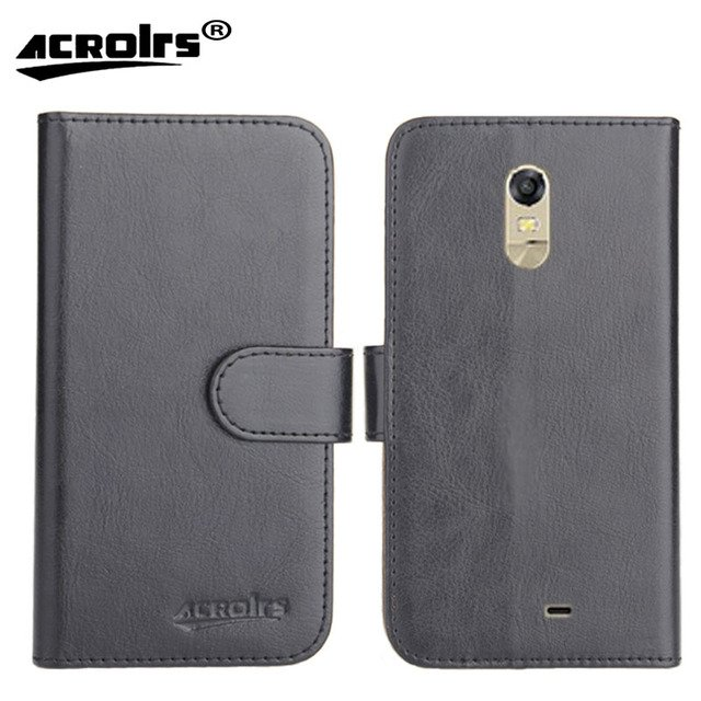"""Geotel Note Case 5.5"""" Factory Direct! 6 Colors Dedicated Leather Exclusive Special Phone Cover Crazy Horse Cases+Tracking"""