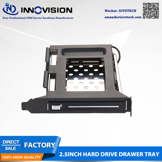 """Newest 2.5"""" Inch SATA III Hard Drive HDD & SSD Tray Caddy Internal Mobile Rack Enclosure Docking Station Hot Swap"""