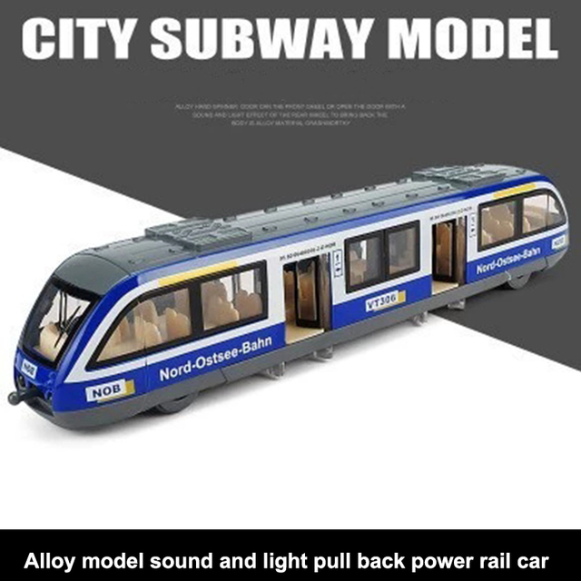 2018 Drop Shipping Electronic Car Toy Novelty LED Light Rail Green Interesting Light Bus Toy Hobby