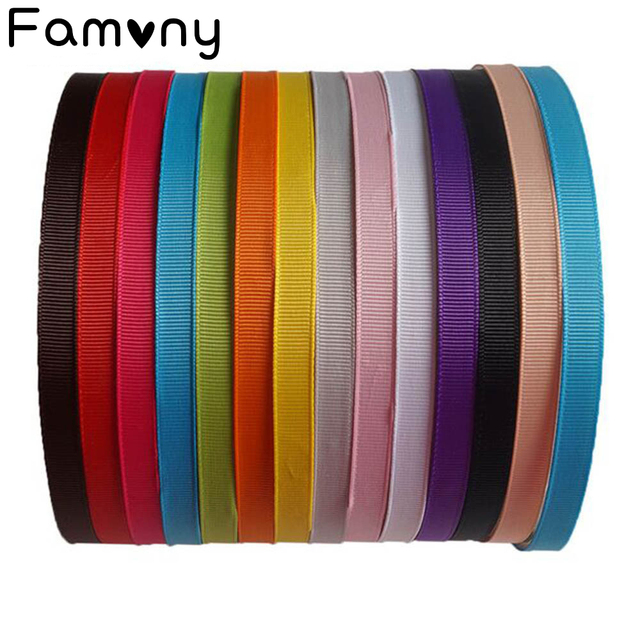 1Pc Solid Ribbon Baby Headbands For Girls Multi Colors Child Bebe Headwear Simple Hairband&Hairpins for Girls Hair Accessories