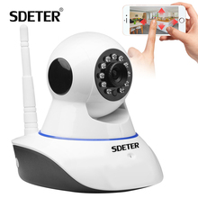 SDETER 720P 960P Wireless Home Security WIFI Camera IP Network Video Surveillance Night vision Two Way Audio P2P Video Camera