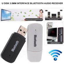 Vehemo A2DP Bluetooth Adapter Car Receiver Adapter Mobile USB Bluetooth Adapters Portable Music
