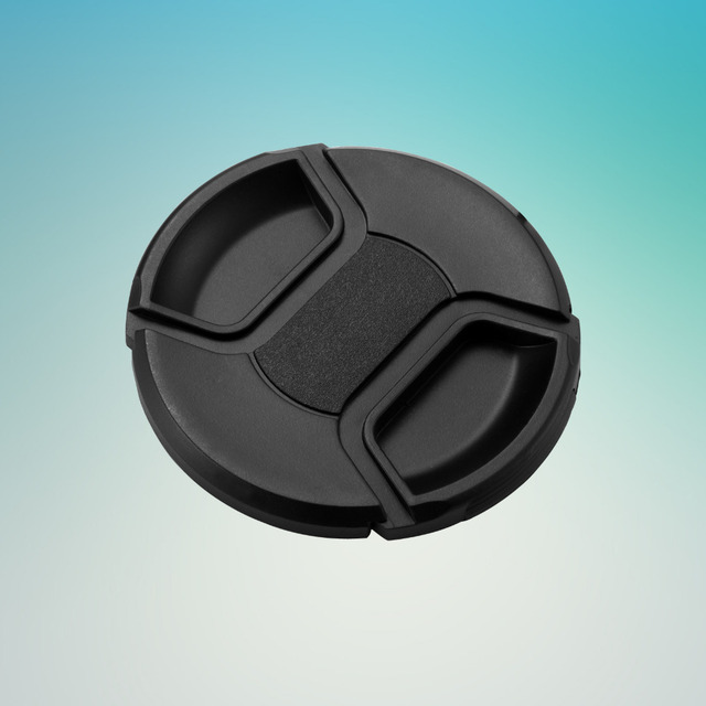 Camera Lens Cap 49mm 52mm 55mm 58mm 62mm 67mm 72mm 77mm Protection Cover Front Lens Caps Free Shipping