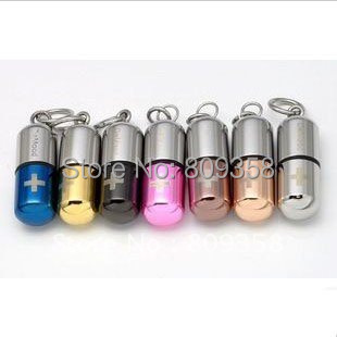 Mixed Order Fashion jewelry Stainless Steel Necklace Love Pills Poison Men's Couple Lovers' Pendant Necklaces 1087