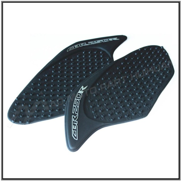 For Honda CBR250R CBR 250R 2010-2016 Gas Fuel Tank Traction Side Pads Motorcycle Knee Grip Protector Decal Stickers Anti-slip