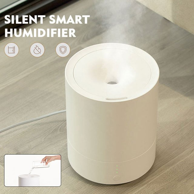 Large Capacity 2.25L Humidifier  High Spray Smart Purifier Fine Water Mist Maker Auto Power Off oil Air Aroma diffuser for home