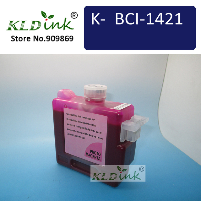 BCI-1421PM Photo Magenta Compatible Ink Cartridge for imagePROGRAF W8400