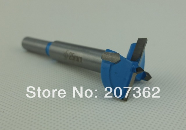 25MM Dia TCT wood holesaw hinge sinker drill bit A specialist bit for European kitchen fittings