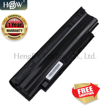 HSW 5200 мАч 6cell батарея J1KND для Dell Inspiron N4010 N4050 N4110 N5010 N7010 N7110 M501 M501R M511R N3010 N3110 N5010D N5110