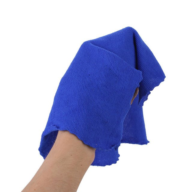 Microfiber Super Absorbent Kitchen Dishes Car Cleaning Towel Quick-Drying