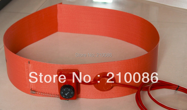 Silicone Oil Drum Heater 1 Year Warranty&Certified  ,Free Shipping