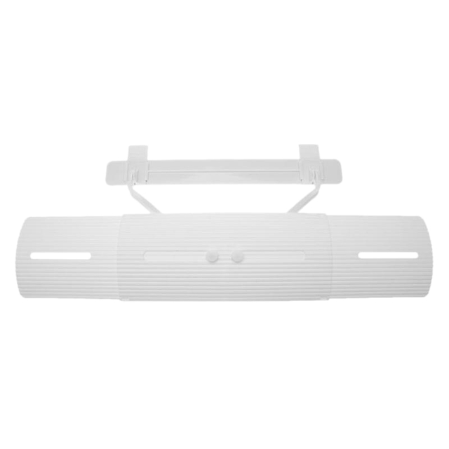 Adjustable Air Conditioner Cover Windshield Air Conditioning Baffle Shield Wind Guide Month Straight Anti-Wind Shield Drop Shi