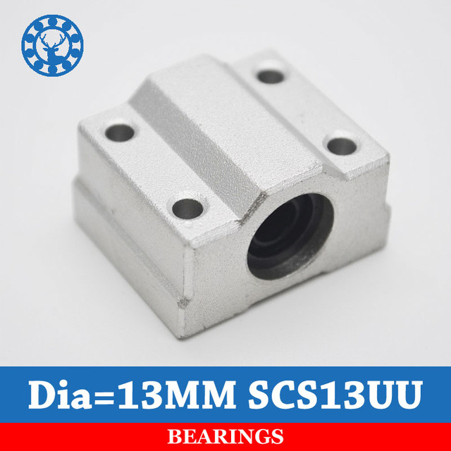 SC13UU SCS13UU 13mm Linear Ball Bearing Linear Motion Bearing Slide For CNC 13mm Linear Shaft