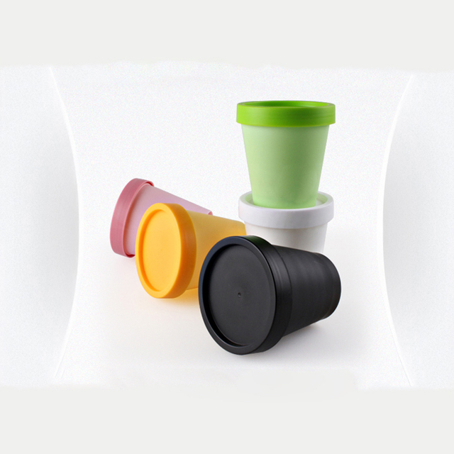 20pcs Cosmetic Container Packaging Jar Plastic Empty Black Green Pink 200g Colored Cream Ointment Mask Packaging Storage Pots