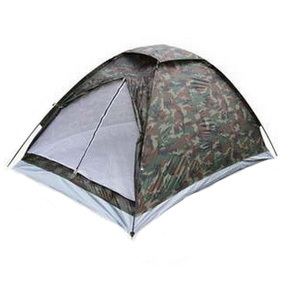 High Quality Camping Camouflage Tent 2 Person Lover Tent