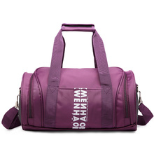 4 Color Available Fashion Women Travel Bags High Quality Canvas Packets Large Size Travel Bags Unisex Solid Tote Bag For Travel