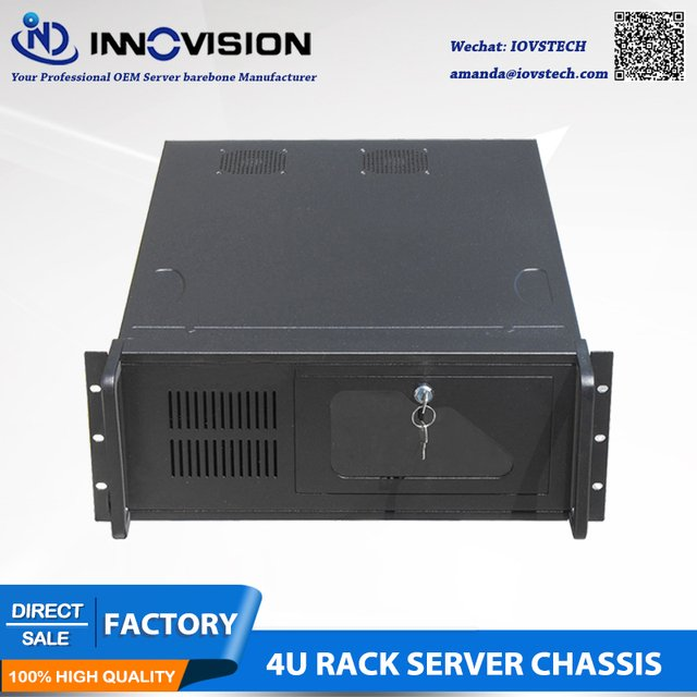 Industrial computer RC580 4Urack mount chassis