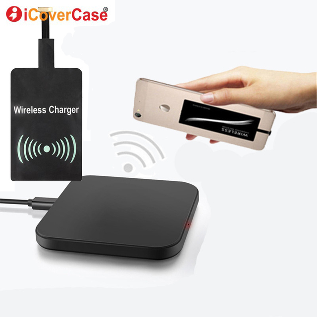 Qi Wireless Charger Pad for Samsung Galaxy J3 J5 J7 2017 Case Mobile Accessories Power Bank Wireless Charging Receiver And Cable
