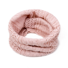 SIMPLESHOW 2019 Fashion Women's Winter Scarf Men's Thick Wool Collar Scarf Scarves Cotton UInisex Knitted Scarf Drop Shiopping