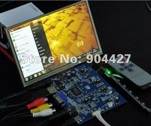 """New SAMSUNG 7"""" LED LCD Touch Screen Monitor Kit Outdoor with driver board (Integrated VGA/AV/HDMI/Touch Controller)"""
