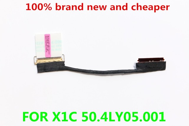 NEW 50.4LY05.001 LCD CABLE FOR Lenovo THINKPAD X1 Carbon2 LCD LVDS CABLE FRU;00HM151